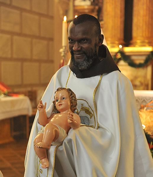Padre Franceso María de la Santísima Trinidad