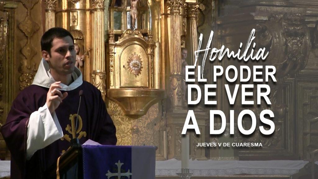 Homilía desde España